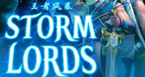 Lords storm